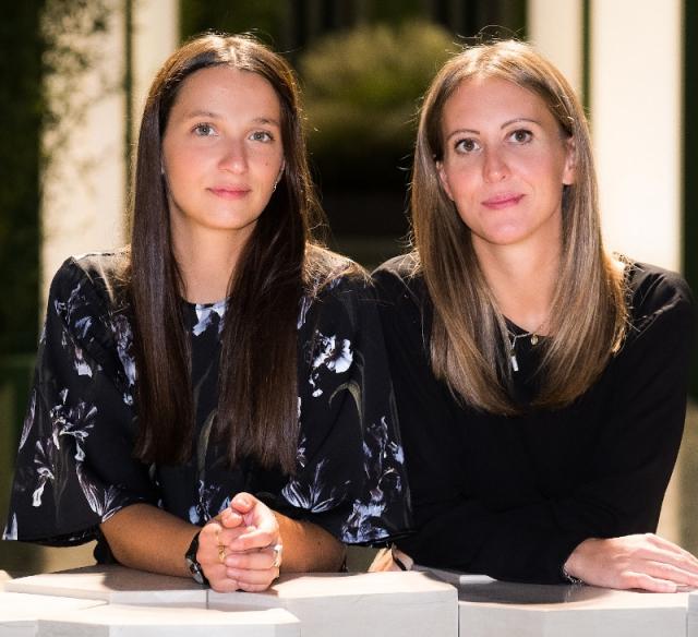 Alice Zantedeschi e Francesca Pievani